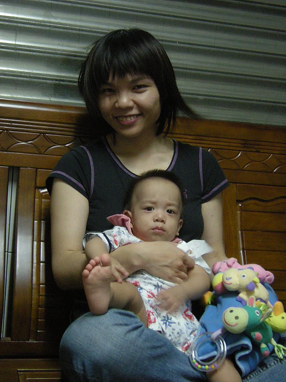 baby 天父与祂的女儿